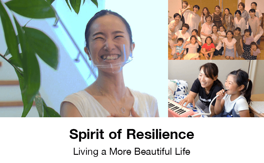 Spirit of Resilience: Living a More Beautiful Life