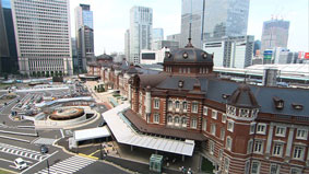 THE NEW FACE OF JAPAN: TOKYO STATION